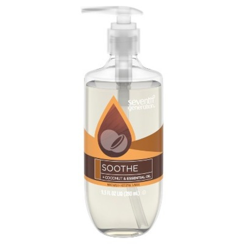 Seventh Generation Sooth Coconut Oil Natural Hand Wash - 9.5 fl oz