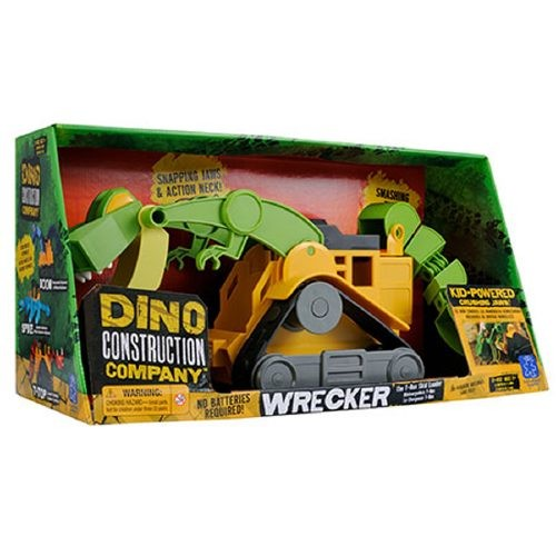 Educational Insights Dino Construction Company - T-Rex Ages 3+