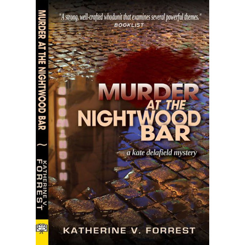 Murder at the Nightwood Bar (Kate Delafield Series #2)
