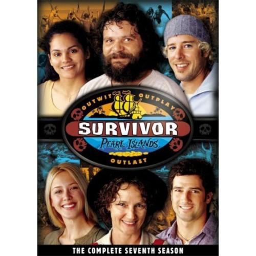 Survivor: Pearl Islands - The Complete Seventh Season [5 Discs]