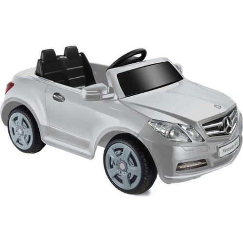 Mercedes Benz E550 6V, Silver