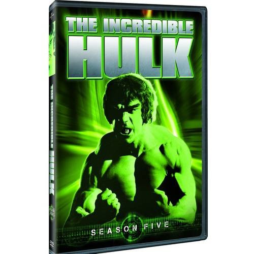 The Incredible Hulk: Season Five (Full Frame)