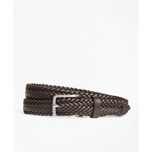 Soft Braided Belt