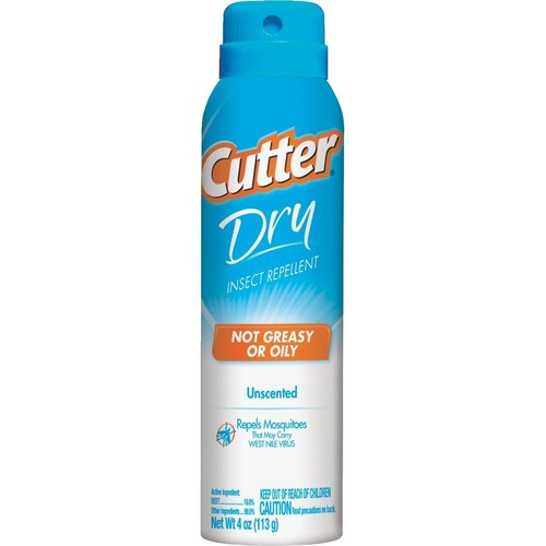 Cutter Dry Insect Repellent - HG-96058