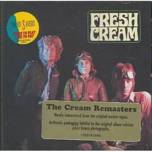Cream - Fresh cream (CD)