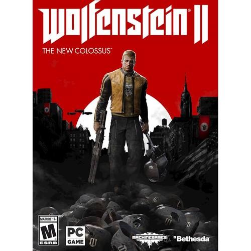 Wolfenstein II: The New Colossus Season Pass [Digital]