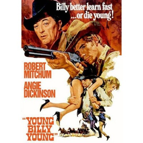 Young Billy Young (DVD)