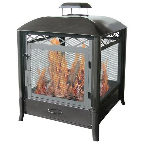Landmann Aspen Outdoor Fireplace