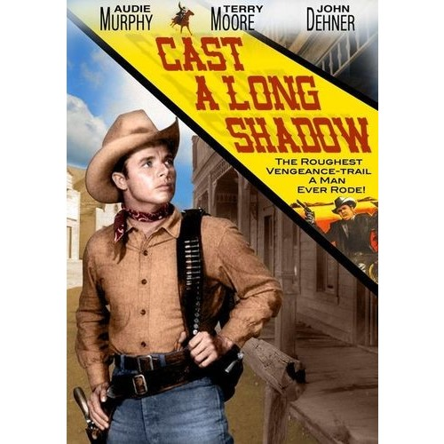 Cast A Long Shadow: Audie Murphy, Terry Moore, John Dehner, Thomas Carr: Movies & TV