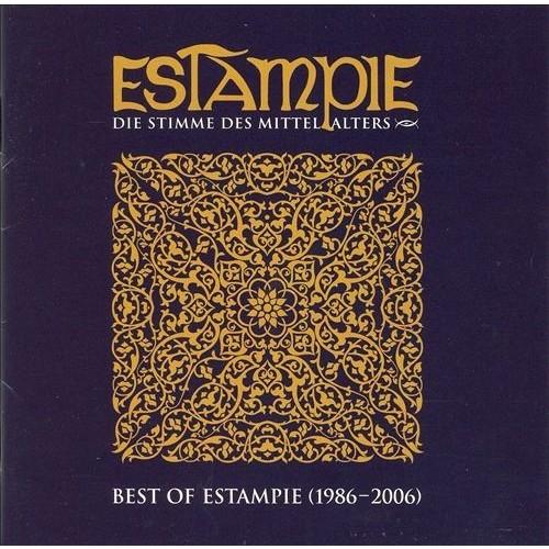 Best Of Estampie (1986-2006) [CD]