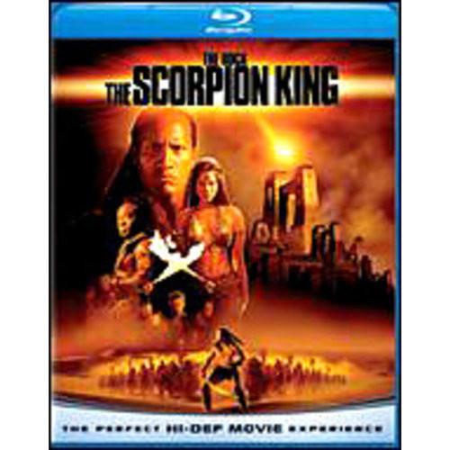 UNIVERSAL STUDIOS HOME ENTERT. The Scorpion King (Blu-ray)