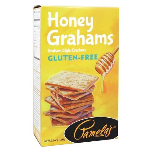 Gluten-Free Graham Crackers Honey - 7 oz.
