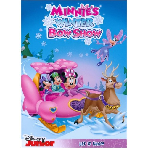 Mickey Mouse Clubhouse: Minnie's Winter Bow Show [DVD]