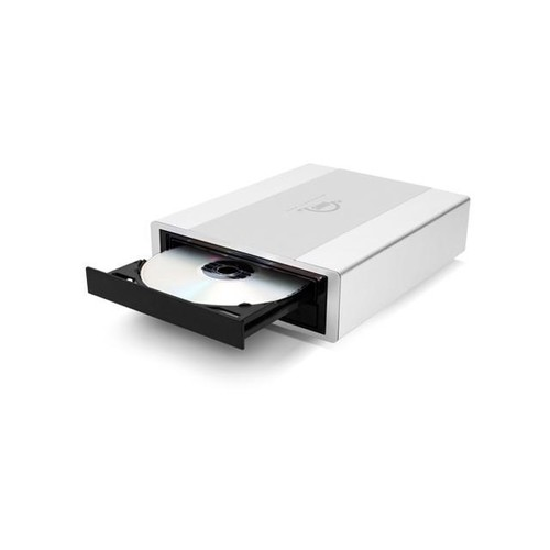 OWC Mercury Pro 16X External USB 3.0 Blu-ray Burner.Up to 16X Blu-ray, 16X DVD, and 40X CD Burn Speeds. Includes: 2 Pieces 25GB 4x Single layer Media in jewel Case, Connecting Cables.