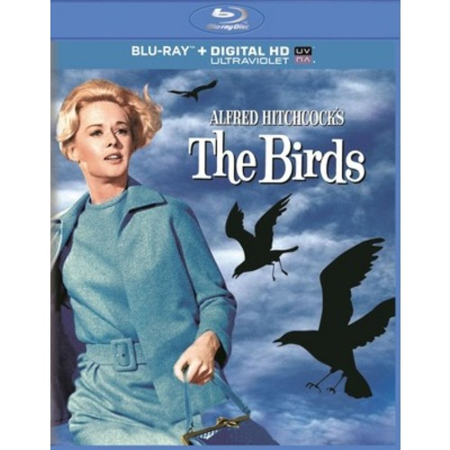The Birds [Includes Digital Copy] [UltraViolet] [Blu-ray]