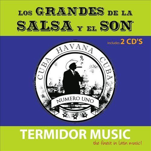 Los Grandes De La Salsa Y El Son [CD]