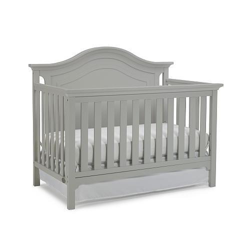 Ti Amo Catania Convertible Crib - Misty Grey