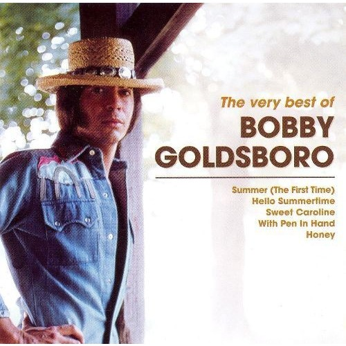 The Very Best of Bobby Goldsboro [CD]