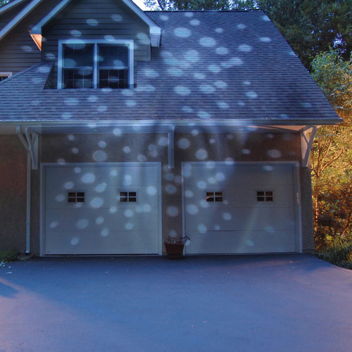 LumaBase Confetti Dot LED Projector Light 3-piece Set