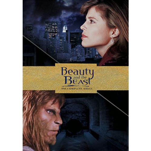 Beauty and the Beast: The Complete Series ( (DVD))