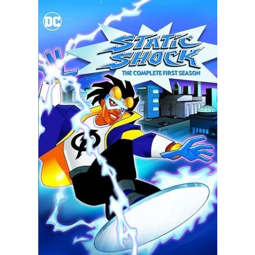 Static Shock: The Complete First Season [2 Discs] [DVD]