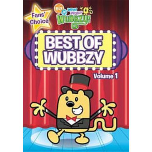 Wow Wow Wubbzy: Best Of Wubbzy 1