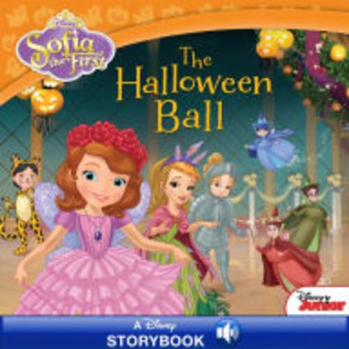 Sofia the First: The Halloween Ball: A Disney Read Along