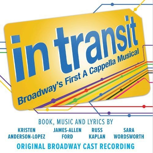 In Transit [Original Broadway Cast Recording] [CD] [PA]