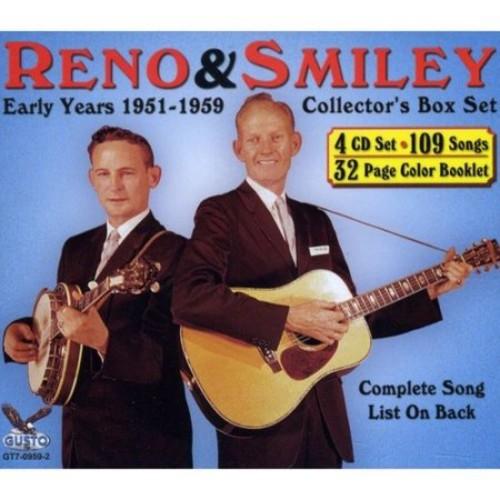 Early Years 1951-1959 [CD]
