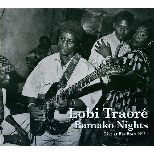 Bamako Nights: Live at Bar Bozo, 1995 [CD]