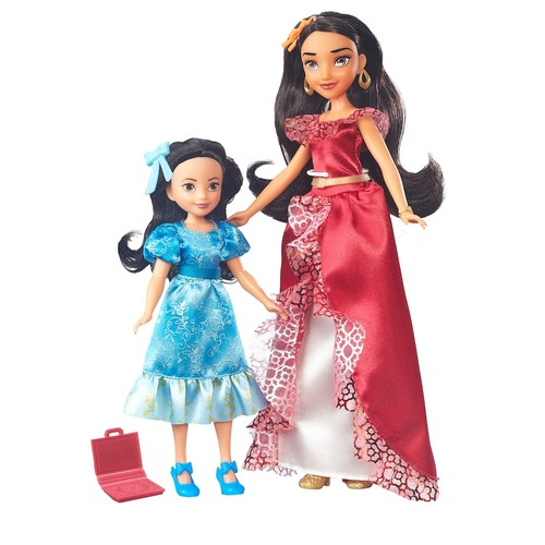 Disney's Elena of Avalor & Isabel 2-pk. Dolls by Hasbro