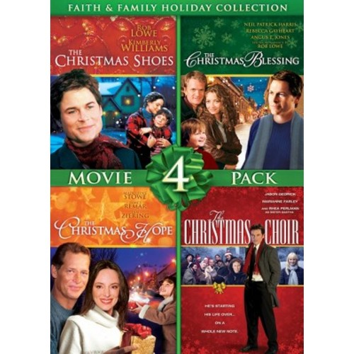 Faith & Family Holiday Collection: Movie 4 Pack [2 Discs]