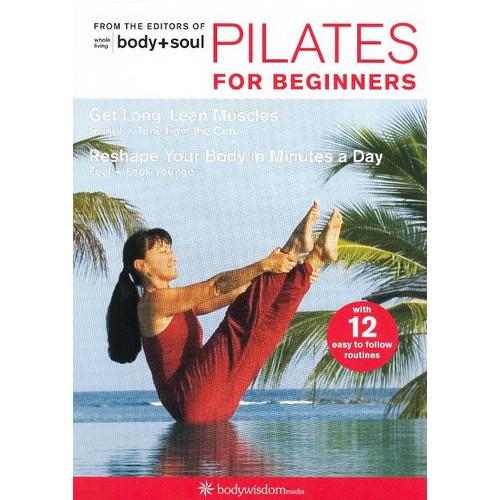 Body + Soul: Pilates for Beginners [DVD] [2006]