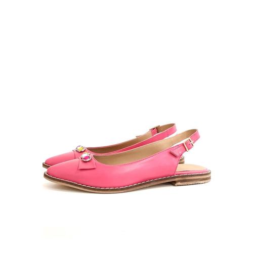 Pink Sapling Shoe