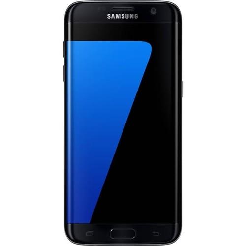 Samsung Galaxy S7 Edge G935F 32GB Unlocked GSM LTE Octa-Core Phone - Black (Refurbished)