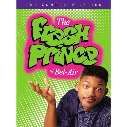 The Fresh Prince of Bel-Air: The Complete Series [22 Discs] [DVD]