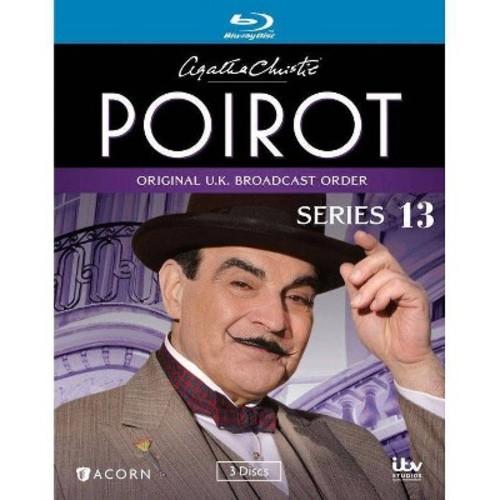 Agatha Christie's Poirot: Series 13 [3 Discs] [Blu-ray]