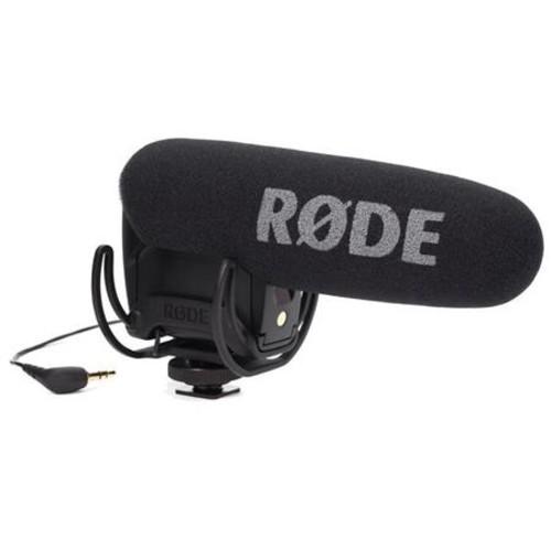Rode Microphones VideoMic Pro R Cardioid Condenser Microphone VIDEOMIC PRO-R