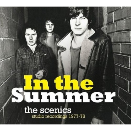 Scenics - In the Summer: Studio Recordings: 1977-1978