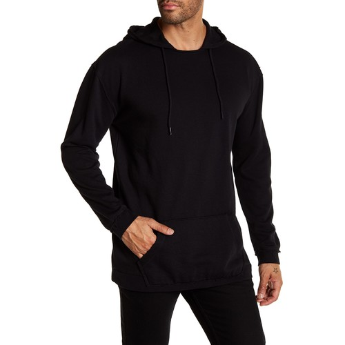Hooded Kangaroo Pocket Sweater