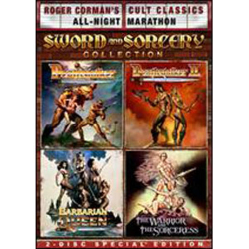Roger Corman's Cult Classics: Sword and Sorcery Collection [2 Discs]