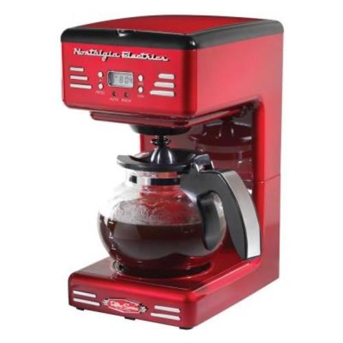 Nostalgia 12-Cup Coffee Maker