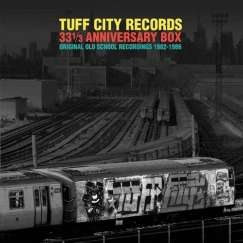 Various - Tuff City Records (Original Old Schoo (Vinyl)
