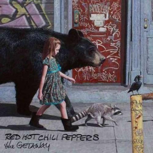 Red hot chili pepper - Getaway (Vinyl)