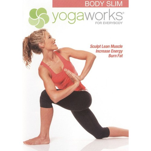 YogaWorks for Everybody: Body Slim [DVD] [2009]