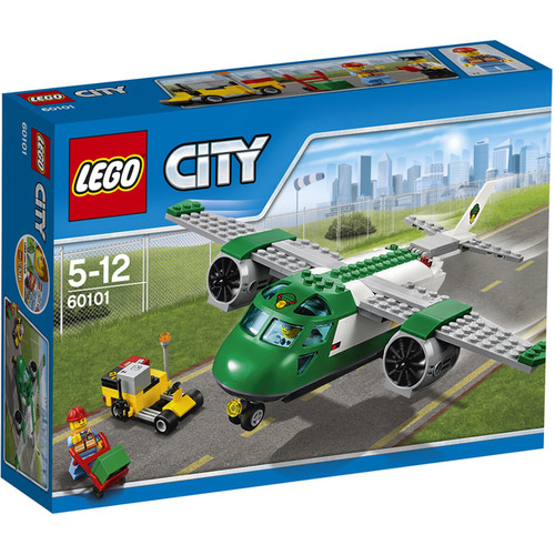 LEGO City Airport Cargo Plane (60101)