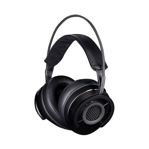 AudioQuest - Nighthawk Carbon Over-the-Ear Headphones - Black