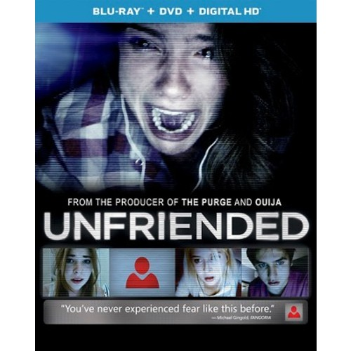 Unfriended [2 Discs] [Blu-ray/DVD]