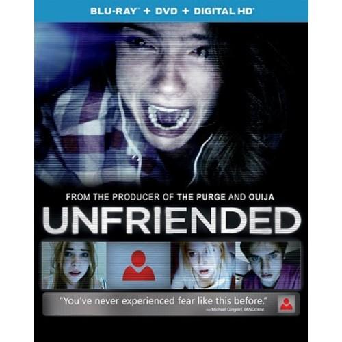 Unfriended [2 Discs] [Blu-ray/DVD]