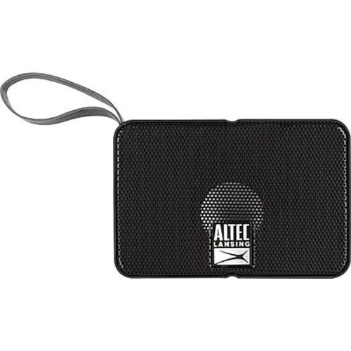 Altec Lansing Single Driver Bluetooth Speaker, Black